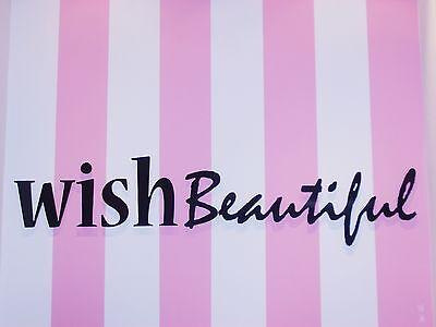 WISH BEAUTIFUL