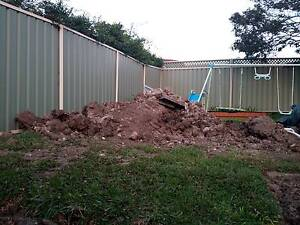 FILL for builing/garden Macquarie Hills Lake Macquarie Area Preview