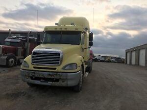 Freightliner  ready to work