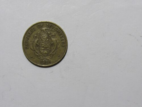 Seychelles Coin - 1981 10 Cents - Circulated
