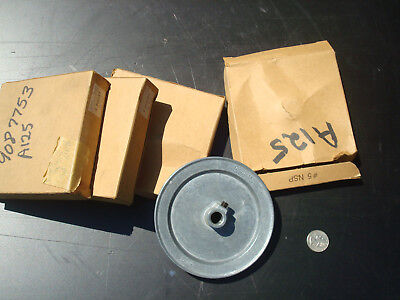 Congress 5 Zincdie Cast Pulley Sheave 3x915 5a 12