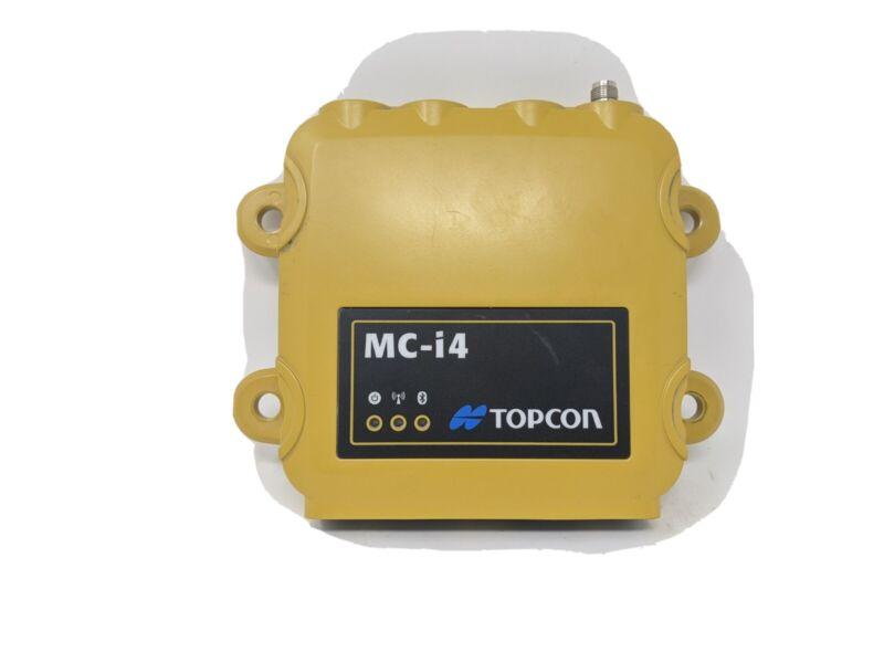 Topcon Mci4 sitelink machine control modem radio
