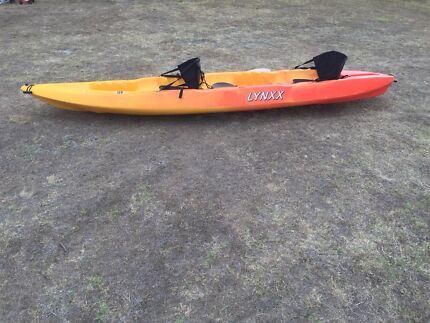 Double Kayak  Sandgate Newcastle Area Preview