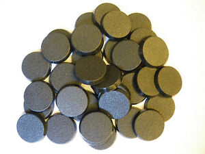 Table-Games-Accessories-Bits-Round-Base-25mm-x-100-PCS-Version-3-0