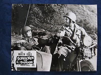 Kinoaushangfoto Schrecken der Division / Jumping Jacks  Dean Martin , J.Lewis 4.