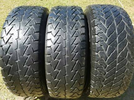 "OFF ROAD TRAILER WHEELS AND TYRES 15"" 6 STUD 31"" 31x10.5R15 A/T"