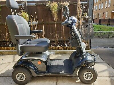 Kymco Black Maxi XLS Mobility Scooter Purchased New in June 2019 - Excellent!!