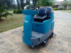 2015 TENNANT T7 H2O ECO ELECTRIC RIDE ON SCRUBBER VACCUM NILFISK Austral Liverpool Area Preview
