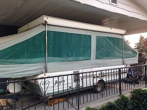 Family size Tent Trailer!