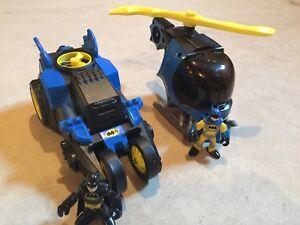 Superheroe toys Batman, Ironman, Flash, Captain America