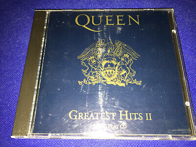 Queen: Greatest Hits II: CD Album: Free Fast Secure P&P: OC1