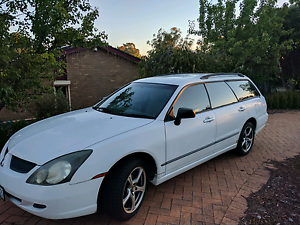 2004 Mitsubishi Magna Wagon Flynn Belconnen Area Preview