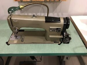 Consew 230 industrial sewing machine for leather