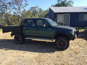 Toyota Hilux wanted East Brisbane Brisbane South East Preview