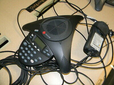 Polycom Soundstation 2 2201-16000-001 Non-expandable Speakerphone W Wall Module