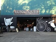 Retro vintage antiques garage sale Christmas gifts market day Alexandria Inner Sydney Preview