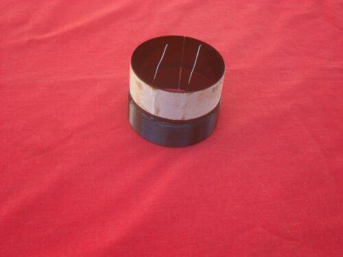Speaker Voice Coil Cerwin Vega CV L1815- 4, 8 Speaker Parts.