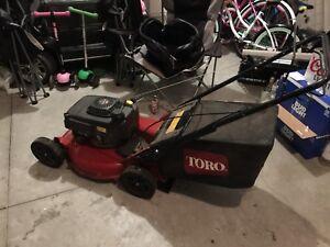 Toro Commercial lawnmower Recycler