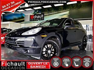 Porsche Cayenne S*** PNEUS D HIVER SUR MAGS INCLUS****