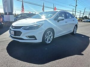 2018 Chevrolet Cruze Premier - only $176 biweekly all in!