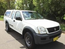 2004 Holden Rodeo LX RA Spac Cab Automatic White Liverpool Liverpool Area Preview