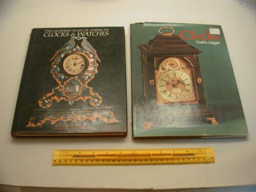 Book 695 – Lot of 2 clock books