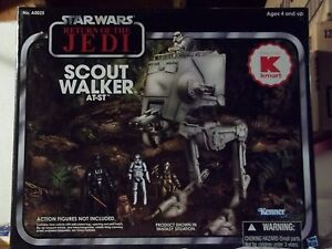 Star Wars NEW MISB Vintage Collection AT-ST SCOUT WALKER K-mart Excl ROTJ Lot
