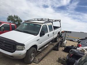 2007 Ford F-250 diesel for parts