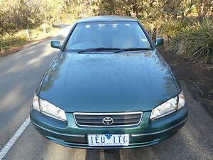 2001 Toyota Camry Sedan LONG REG AND RWC!! Moorabbin Kingston Area Preview