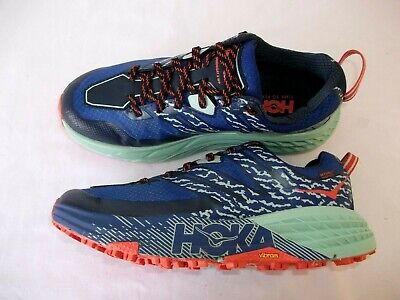 STUNNING HOKA ONE ONE 'SPEEDGOAT 2 RUNNING TRAINERS SIZE 5 UK EXCELLENT