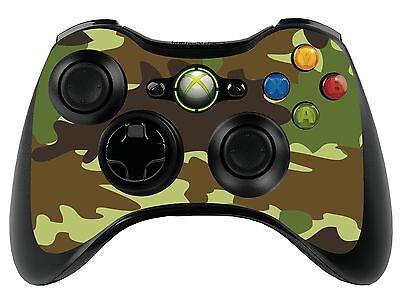 Army Xbox 360 Remote Controller/Sticker Skin / Cover / Vinyl Wrap xbr6