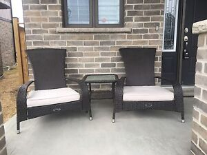 MOVING- Three piece seating set- Can Deliver