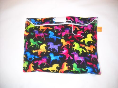 Breyer pony/peter stone pebbles pony pocket pouch custom model horse fabric