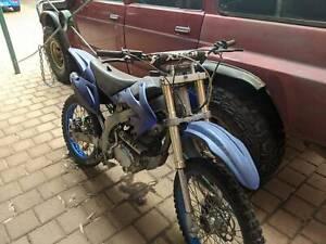 250cc Dirt bike won't start
