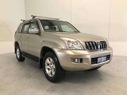 2005 TOYOTA LANDCRUISER PRADO 4x4 SUV IN GOOD CONDITION! Welshpool Canning Area Preview