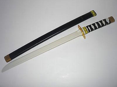 Ninja Schwert Schwert mit Scheide Spielzeugschwert Ritterschwert Karneval ()