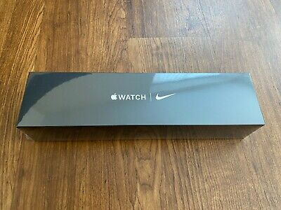 Brand New Apple Watch Series 5 Nike 44mm Space Grey/Anthracite/Black (GPS)