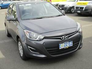 Sought After 2015 Hyundai i20 Hatchback Hobart CBD Hobart City Preview