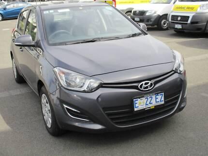 Sought After 2015 Hyundai i20 Hatchback Hobart CBD Hobart City Preview