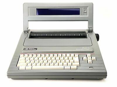 Smith Corona Pwp 3 Model 5d Typewriter Word Processor Working