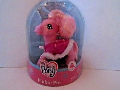 MY LITTLE PONY G3 2008 DRESS UP WINTER PONY PINKIE PIE NEW - My Little Pony Dress Up Pinkie Pie