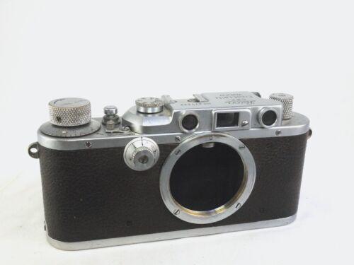 LEICA IIIa Rangefinder Camera 1938