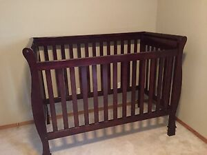 Baby Crib and Furniture
