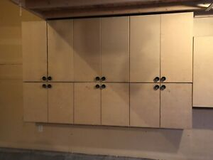 Great Solid Cabinets!