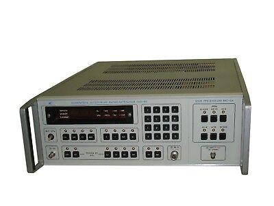 0.1-10000mhz 0.02-200 Khz 2 Ck3-45 Modulation Meter An-g Agilent Hp