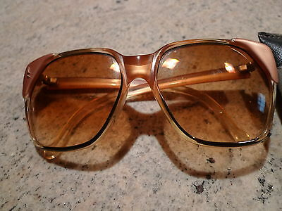 TORRENTE RARE SEXY SUNGLASSES PRE-OWNED VINTAGE1970s ESTATE COLLECTION  FRANCE