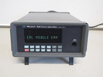 Newport 1835-c Multi-function Optical Meter No Cal Module