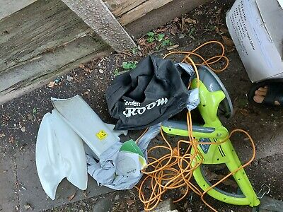 Garden Groom Midi Hedge Trimmer With Collecting Bag