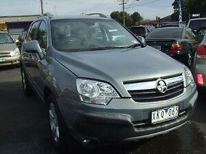 2010 Holden Captiva Wagon Frankston Frankston Area Preview