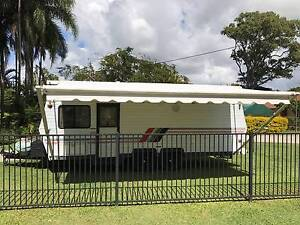 1989 Coromal Lowline Pop top   5 person family van. Bunk Beds Woongoolba Gold Coast North Preview
